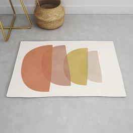 Abstract Minimal Shapes V Rug
