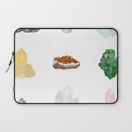 Gemstones Laptop Sleeve