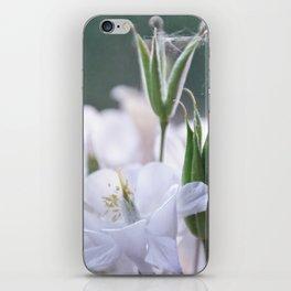 fairy homes iPhone Skin