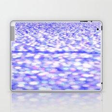 Periwinkle Glitter Sparkle Laptop & iPad Skin
