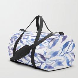 Horizontal Leaves Duffle Bag