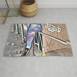 Beer Wold Tour 2020 Rug