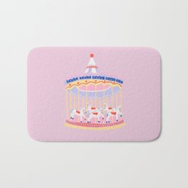 Le Carrousel Bath Mat
