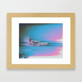 54B0R Framed Art Print