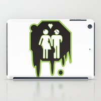 zombies iPad Cases featuring Zombies by JJ Fry