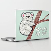koala Laptop & iPad Skins featuring Koala by Olga M.