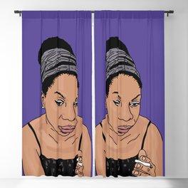 Nina Simone - 2 Blackout Curtain