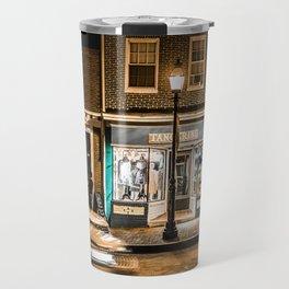 Street night Travel Mug