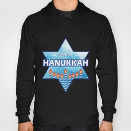 Hanukkah Candles tonight Hoody