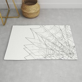 web of lies Rug