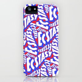 American Ecstasy iPhone Case