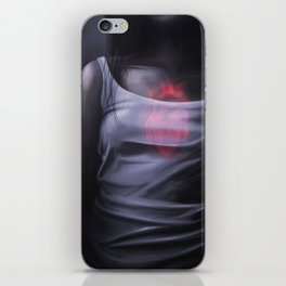 … if it breaks it will probably destroy the whole world iPhone Skin
