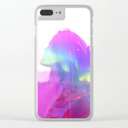 LEVELS Clear iPhone Case