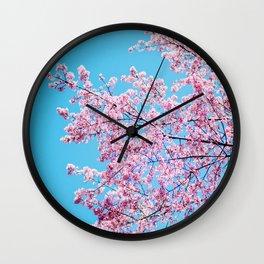 Sakura 05 Wall Clock
