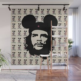Icon Fusion Wall Mural