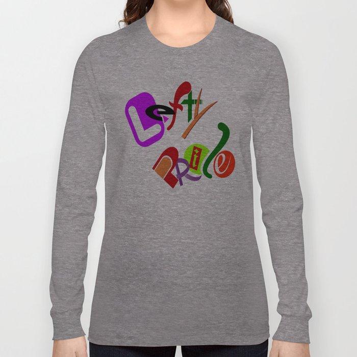 Lefty Pride Long Sleeve T-shirt