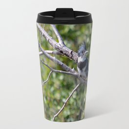 Two 4 One - Belted Kingfisher Travel Mug