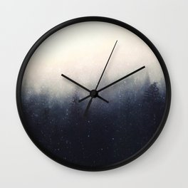 ghosts of my past Wall Clock