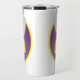 Spoonie Strong - Commissioned Work Travel Mug