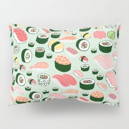 Sushi Love Pillow Sham