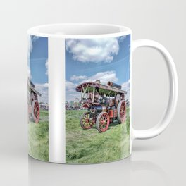 "Showmans Engine ""Lord Nelson"" Desatuated Coffee Mug"
