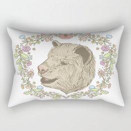 I love you beary much. Rectangular Pillow