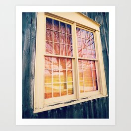 Beautiful Reflection Art Print