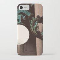 green lantern iPhone & iPod Cases featuring Green Lantern by Brooke Copani