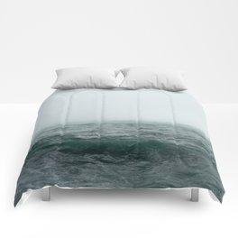 Choppy Seas Comforters