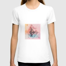 TRIANGLES IN LOVE T-shirt