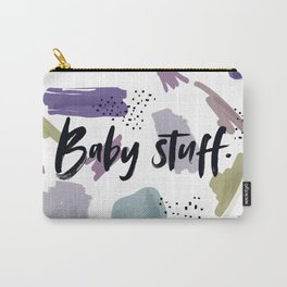 Unisex Baby Carry-All Pouch Baby Stuff Baby Bag // Abstract Carry-All Pouch