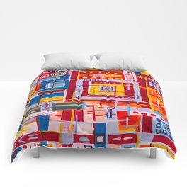Art of memory Comforters