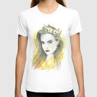 zodiac T-shirts featuring Zodiac - Leo by Simona Borstnar