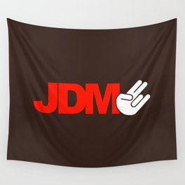 JDM shocker v5 HQvector Wall Tapestry