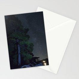 Stars. Stationery Cards