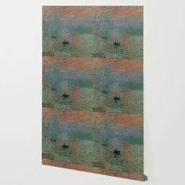 "Claude Monet ""Impression, Sunrise"" Wallpaper"