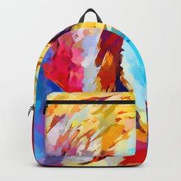Golden Retriever Puppy 3 Backpack