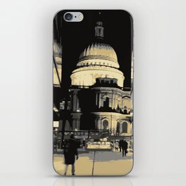St Pauls Cathedral iPhone Skin