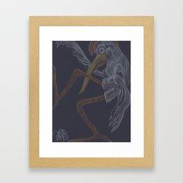 Creative Box Framed Art Print