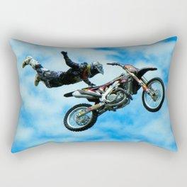 Sky High Rectangular Pillow