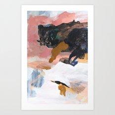 9 1 Art Print