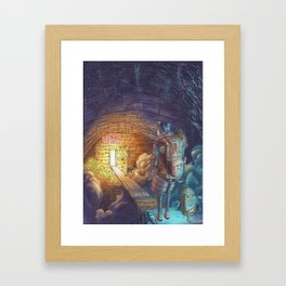 Endgame Framed Art Print