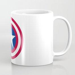 The Captain Shield Coffee Mug