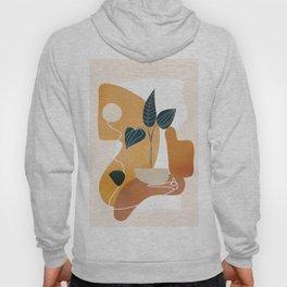 Minimal Abstract Shapes No.74 Hoody