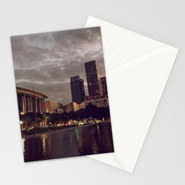 Downtown Los Angeles Stationery Cards
