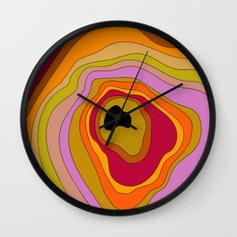 BLOBBI Wall Clock