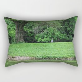 The Smuggler III Rectangular Pillow