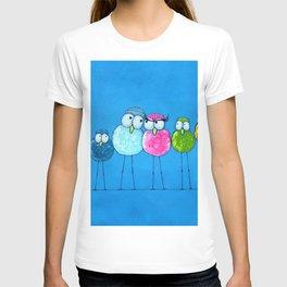 Love Birds 2 T-shirt