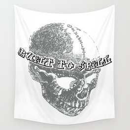 Swoozle BrainPan Wall Tapestry