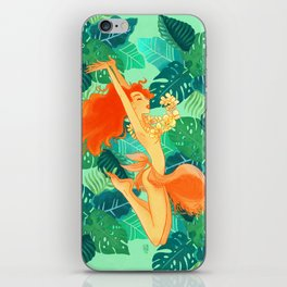 Summer Caipirinha - Tropical Bliss iPhone Skin